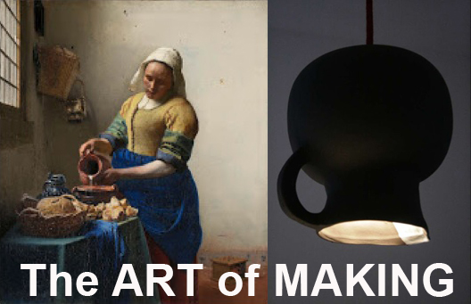 Dutch 'Makers' draw inspiration from national art treasures to creative innovative product designs